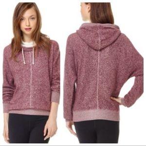 Aritzia TNA Niagara Sweater Heather Black Size S